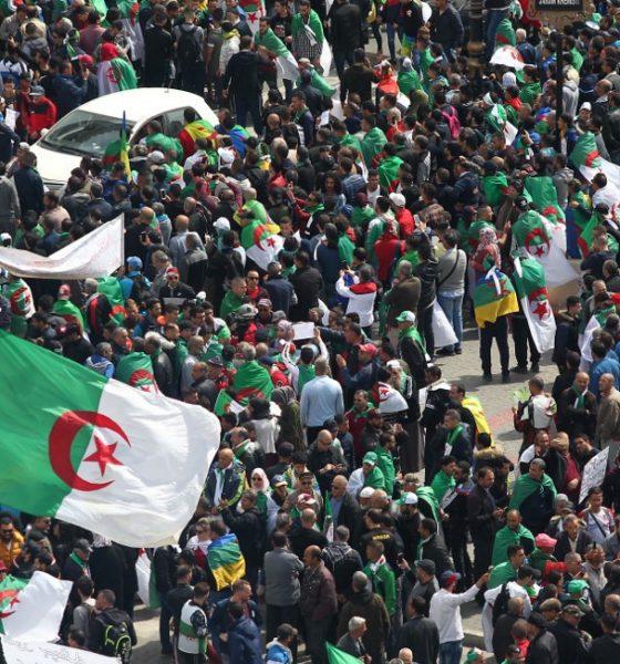 , En Algérie, la contestation contre le « système » ne s'arrête pas