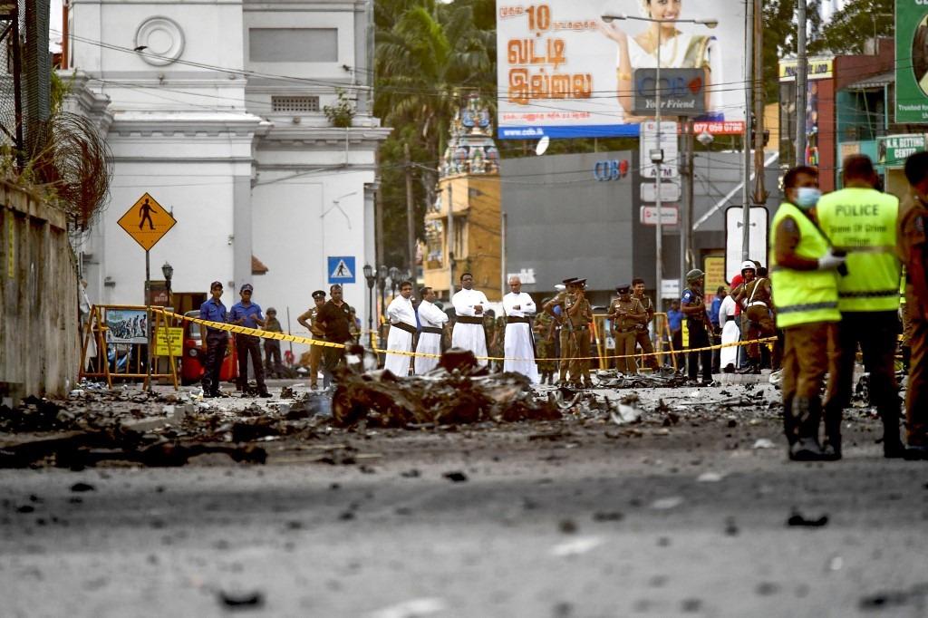 , Sri Lanka : des attentats en représailles à ceux de Christchurch ?