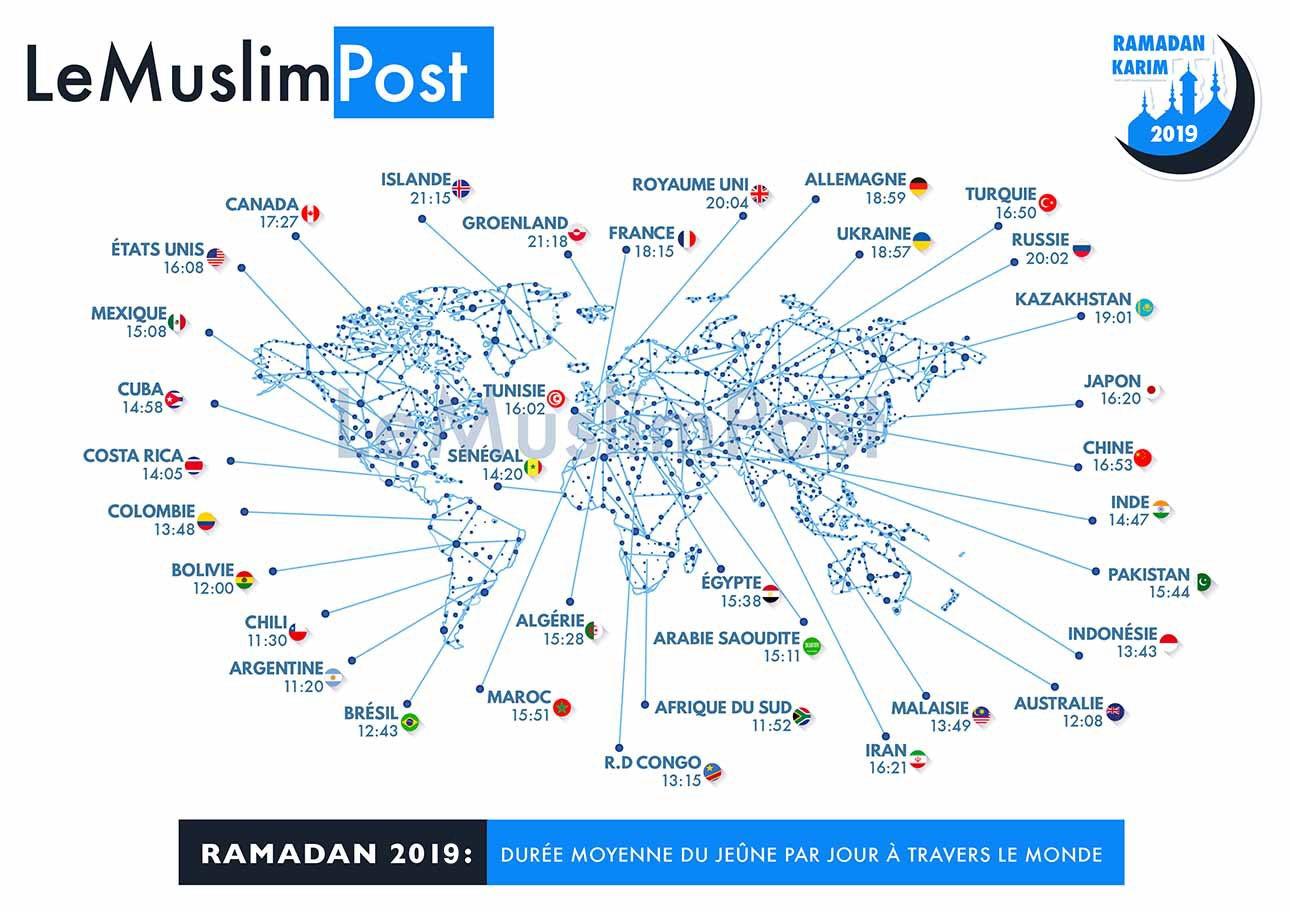Calendrier Ramadan 2019 Montpellier.Calendrier Ramadan 2019 Imsak Iftar Et Horaires Priere Du
