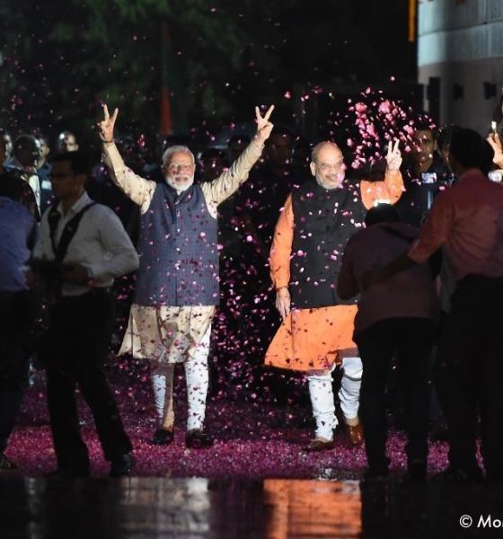 , Les nationalistes hindous de Modi consolident leur emprise sur l'Inde