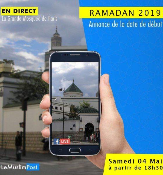 ramadan 2019 date de début