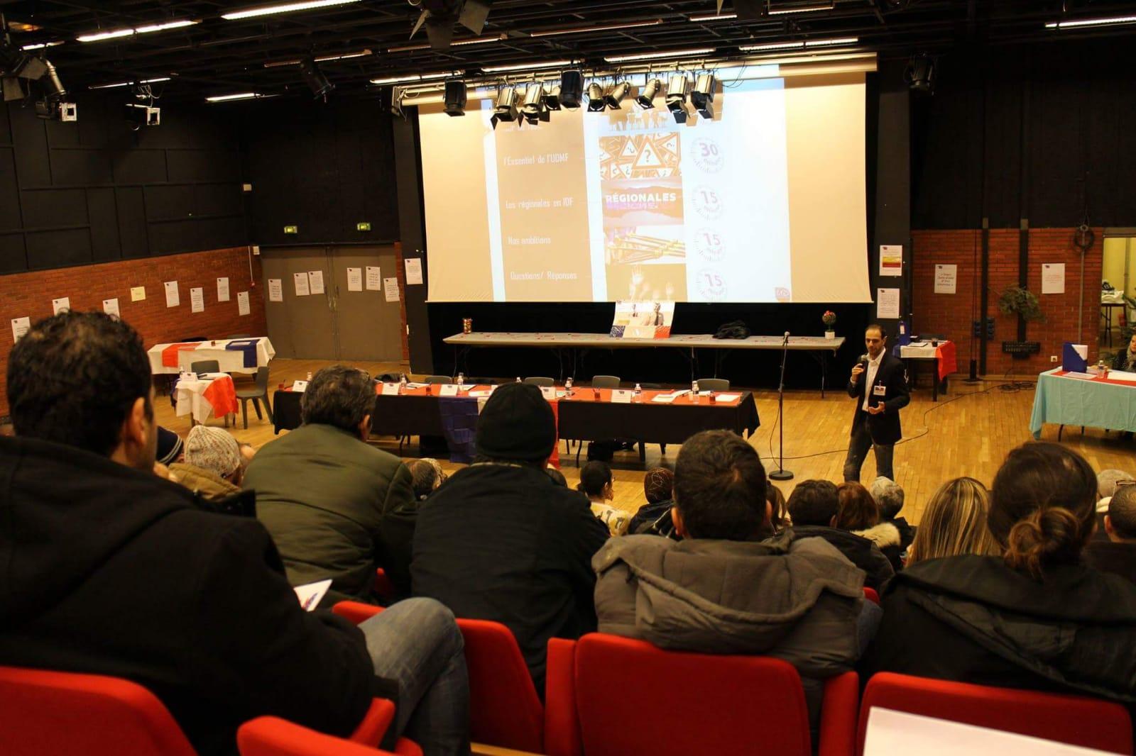 , L'UDMF, un parti musulman français aux élections européennes