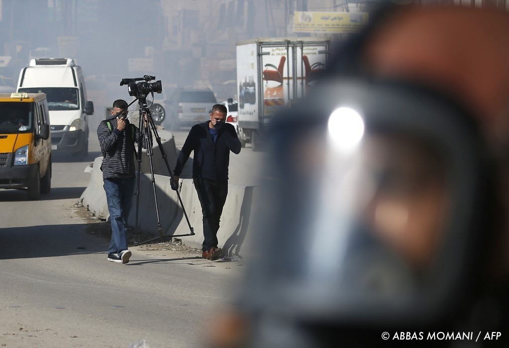 , Quand Israël emprisonne des journalistes palestiniens