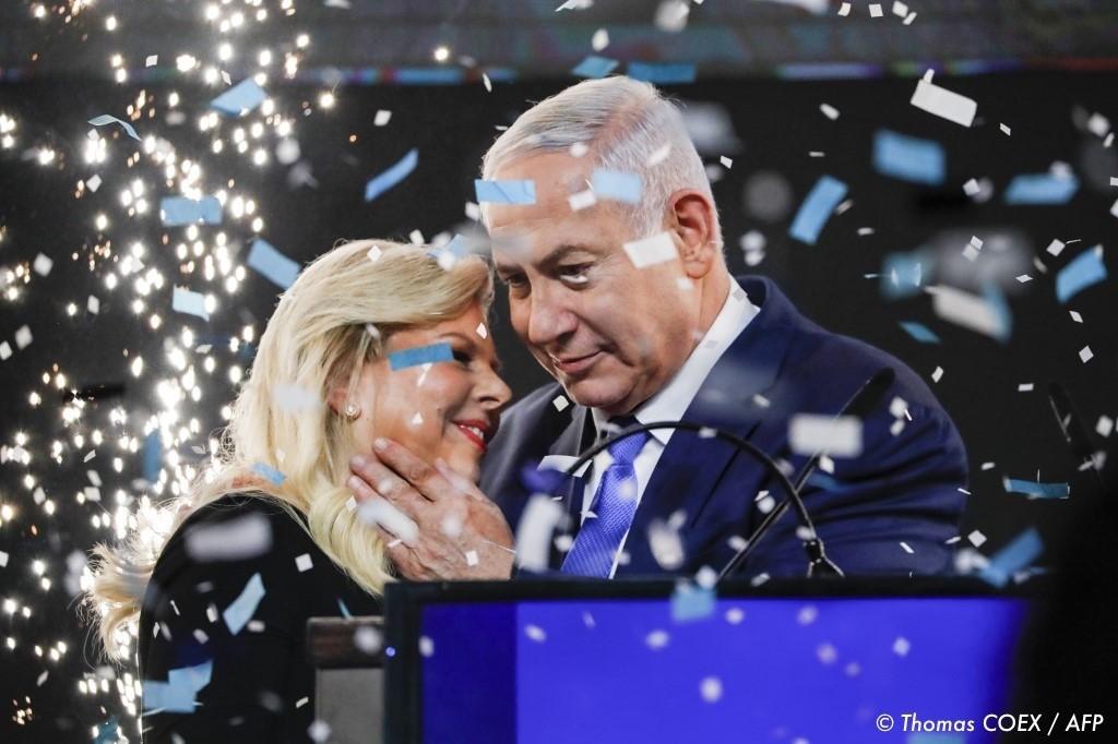 , Cisjordanie : Netanyahu accusé de vouloir « annexer » des voix