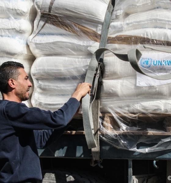 , En déficit, l'Agence pour les réfugiés palestiniens appelle aux dons