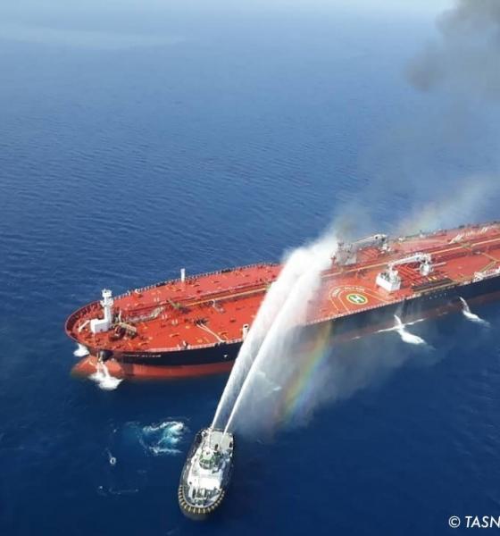 , Attaques de pétroliers : Saoudiens, Britanniques et Américains accusent l'Iran