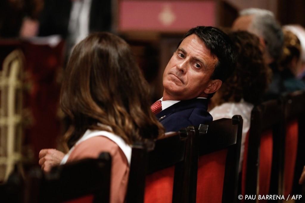 , Espagne : Manuel Valls trahit son parti et en est exclu