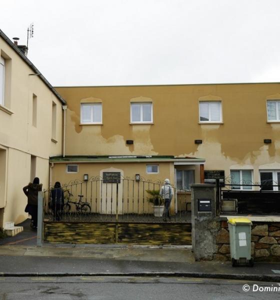 , La mosquée de Brest visée par des tirs, deux blessés
