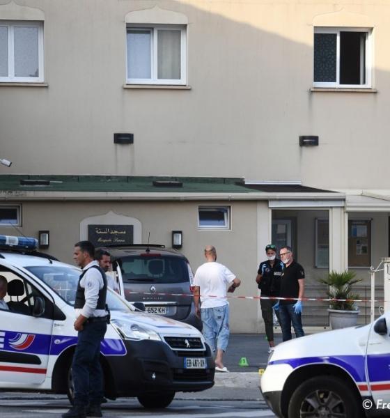 , Le terroriste qui a visé la mosquée de Brest retrouvé mort