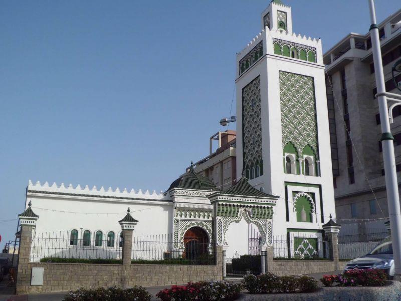 , En Espagne, une mosquée de Ceuta visée par des tirs