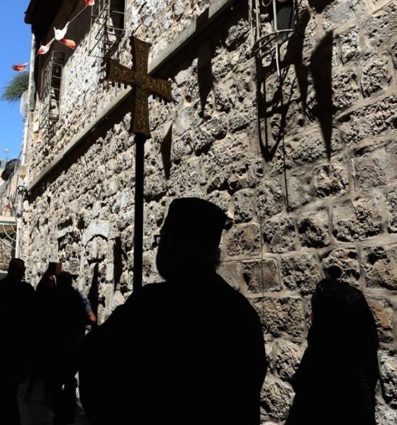 , Des Eglises protestent contre l'acquisition de biens par des colons israéliens