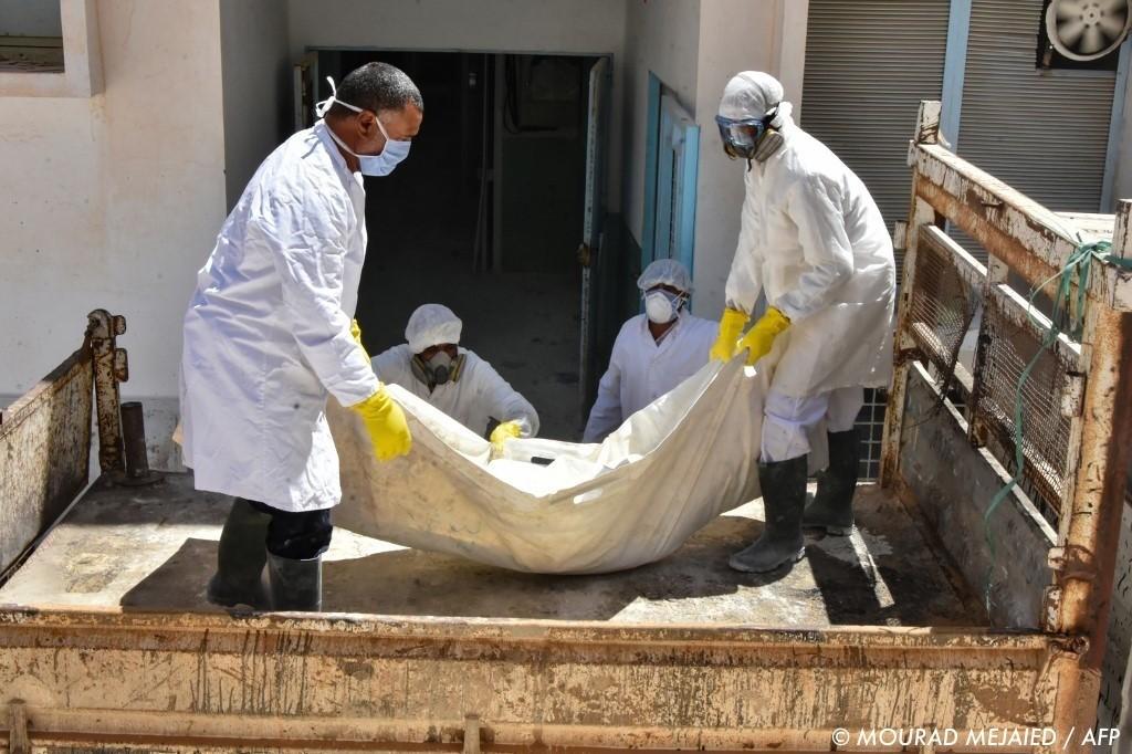 , La Tunisie peine à enterrer les migrants morts en Méditerranée
