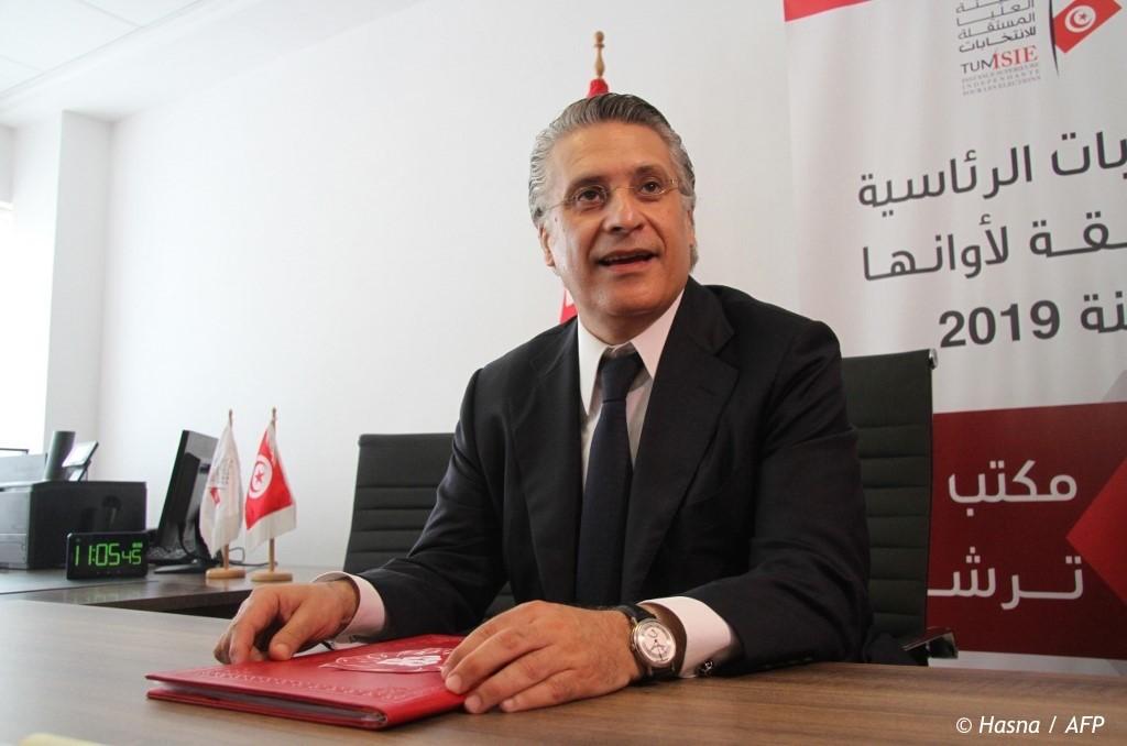 , Tunisie : la campagne présidentielle perturbée par l'arrestation de Nabil Karoui