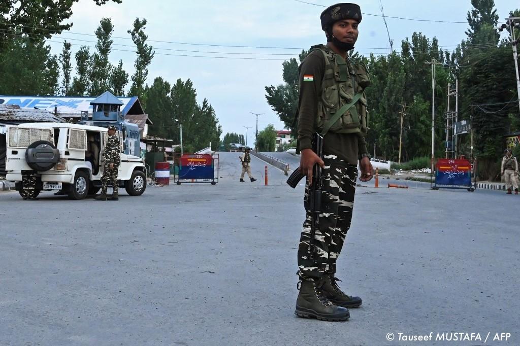 , Inde : la police du Cachemire assure que l'Aïd a débuté de façon «pacifique»