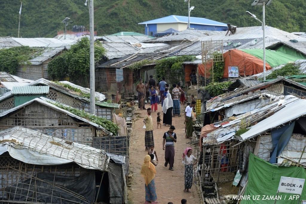 , Au Bangladesh, la police abat deux Rohingyas dans un camp