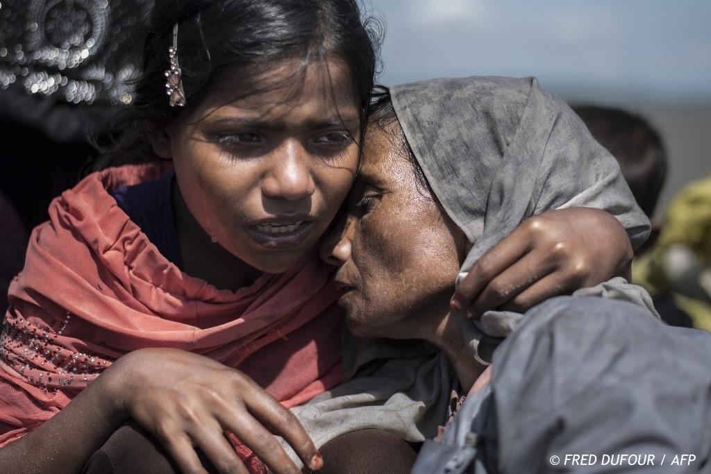 , Les Rohingyas prient pour rentrer chez eux sains et saufs