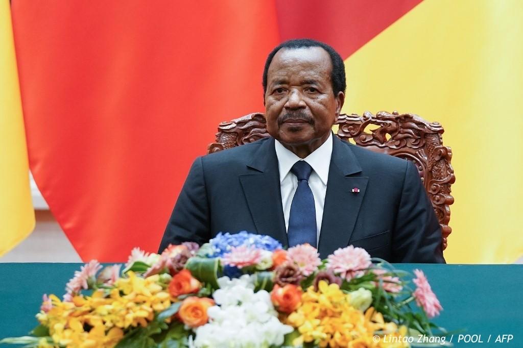 , L'ONU félicite le président camerounais pour son discours de paix